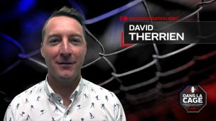 Entrevue avec un juge de l'UFC : David Therrien