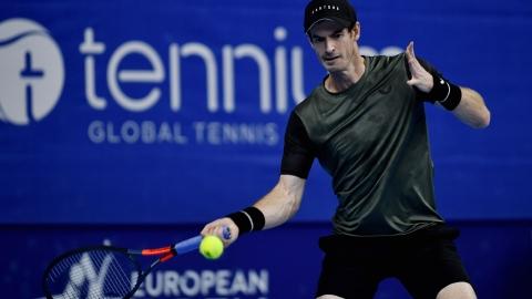 Le Andy Murray des beaux jours face à Pospisil
