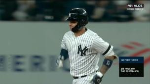 Torres redonne vie au Yankee Stadium