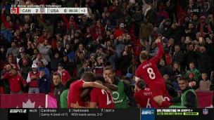 Cavallini confirme la victoire du Canada