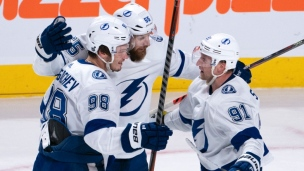Lightning 3 - Canadiens 1