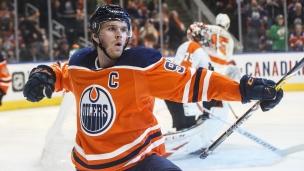 Flyers 3 - Oilers 6