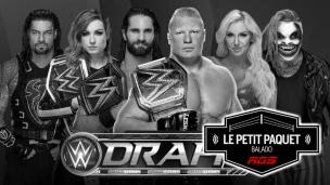 Le petit paquet : le repêchage de la WWE