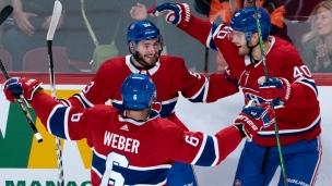 Wild 0 - Canadiens 4