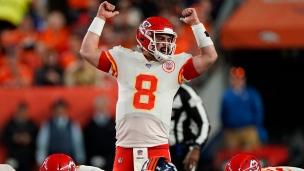 Chiefs 30 - Broncos 6
