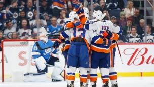 Islanders 3 - Jets 1