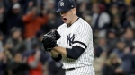 Les Yankees forcent la tenue d