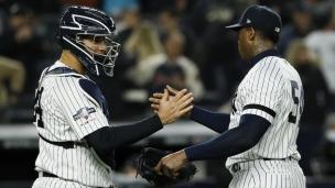 Astros 1 - Yankees 4