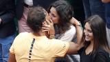 Rafael Nadal et Mery Perello