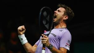 Une finale Wawrinka-Murray à Anvers