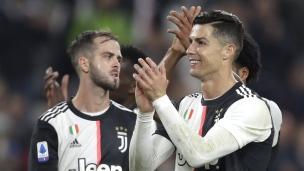 Juventus 2 - Bologne 1