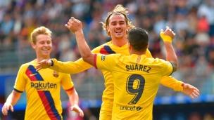 Eibar 0 - FC Barcelone 3