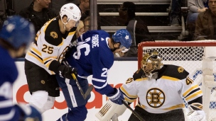 Bruins 3 - Maple Leafs 4 (Prolongation)