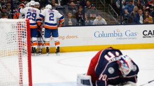 Islanders 3 - Blue Jackets 2 (Prolongation)