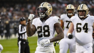 Saints 36 - Bears 25
