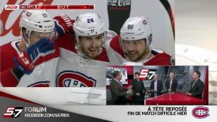 Le Canadien est-il une équipe moyenne?
