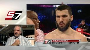 Beterbiev est l'homme à battre dans sa division