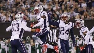 Patriots 33 - Jets 0