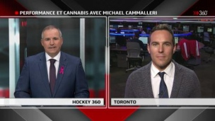 Performance et cannabis avec Michael Cammalleri