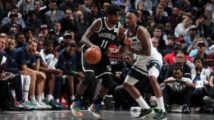 Timberwolves 127 - Nets 126 (Prolongation)