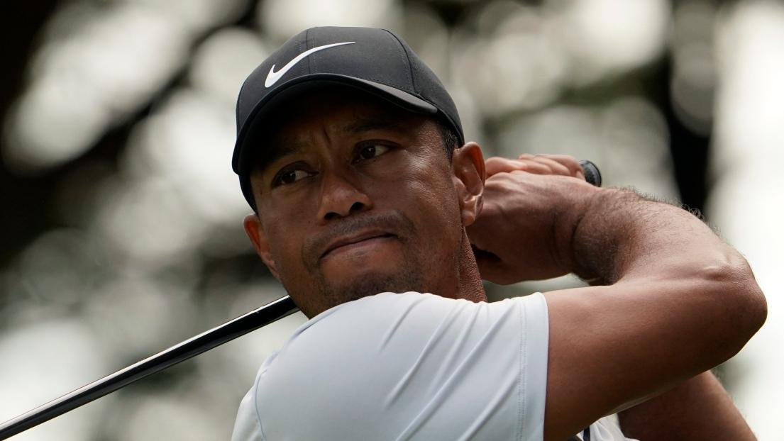 Woods sur un pied d'égalité avec Snead grâce à 82 victoires