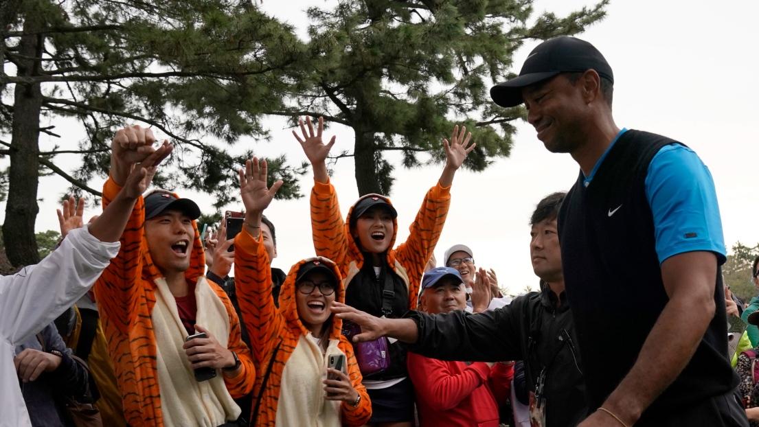 Tiger Woods tout près de réécrire l'histoire