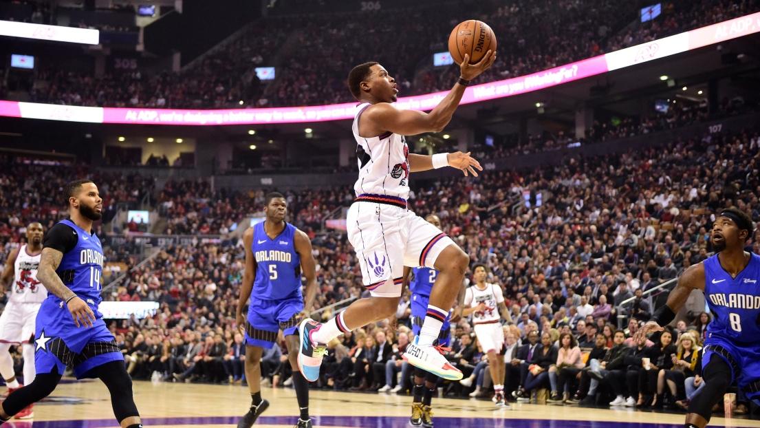 NBA : Lowry nommé joueur par excellence dans l'Est