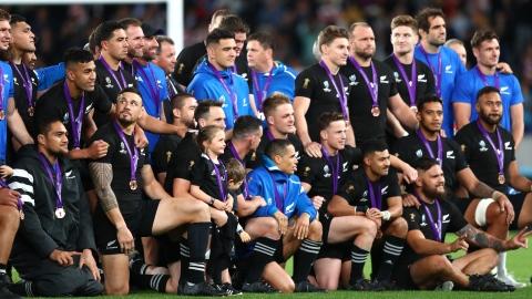 CDM : mince consolation pour les All Blacks