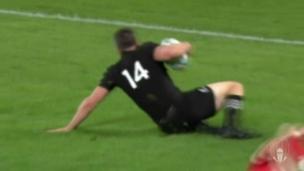 Nouvelle-Zélande 40 - Pays de Galles 17