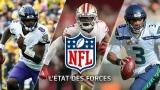 État des forces de NFL - 5-11-2019