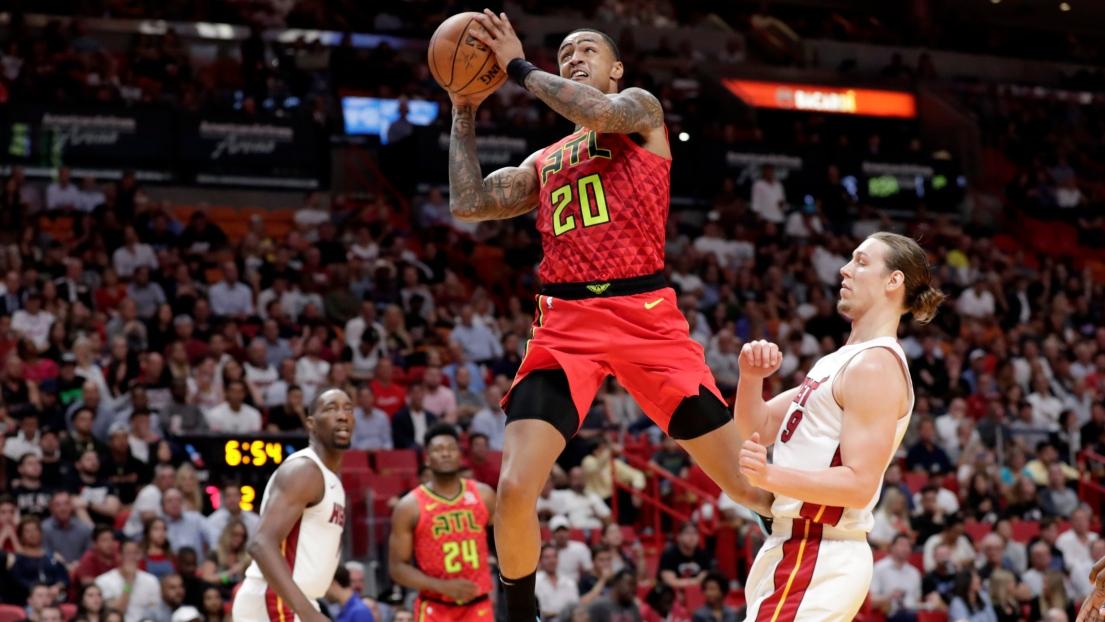 NBA - John Collins lourdement suspendu !