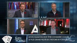 Hamilton considéré comme le plus grand de tous les temps?