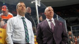 Alain Vigneault et Michel Therrien
