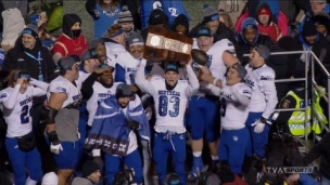Coupe Dunsmore : Carabins 25 - Rouge et Or 10