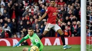 Manchester United 3 - Brighton 1