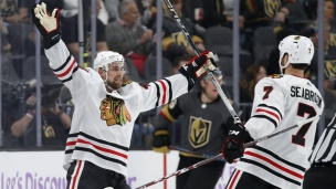 Blackhawks 5 - Golden Knights 3