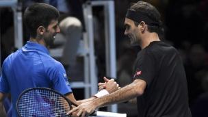 Une première depuis 2015 pour Federer