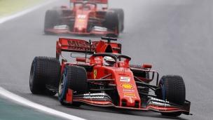 Vettel signe le meilleur temps