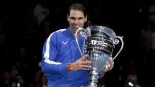 Nadal s'impose contre Tsitsipas