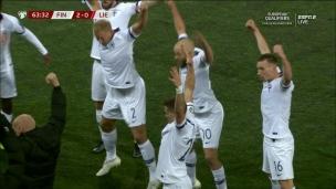 Finlande 3 - Liechtenstein 0