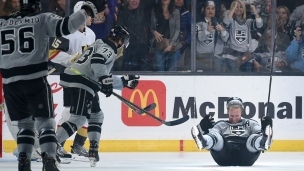 Kings 4 - Golden Knights 3