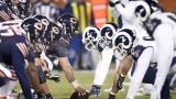 L'attaque des Bears et la défense des Rams