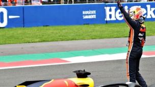 Verstappen s'impose au Brésil