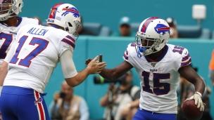 Bills 37 - Dolphins 20