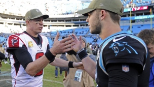 Falcons 29 - Panthers 3