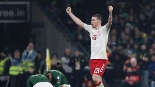 Irlande 1 - Danemark 1
