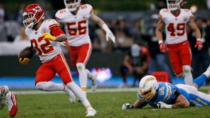 Chiefs 24 - Chargers 17