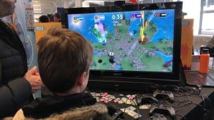 MEGA : une grande fête du jeu vidéo québécois