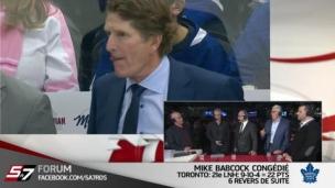 Le Forum : onde de choc chez les Maple Leafs