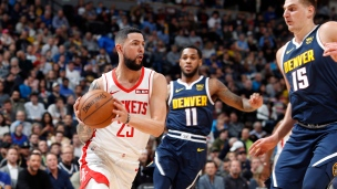 Rockets 95 - Nuggets 105